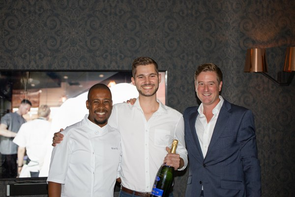 M Young Chef of the Year - London