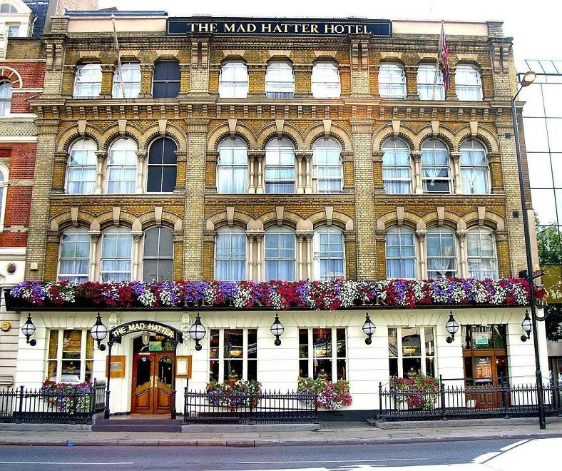 Mad Hatter Hotel - London