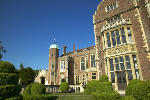 Madingley Hall - Cambridgeshire