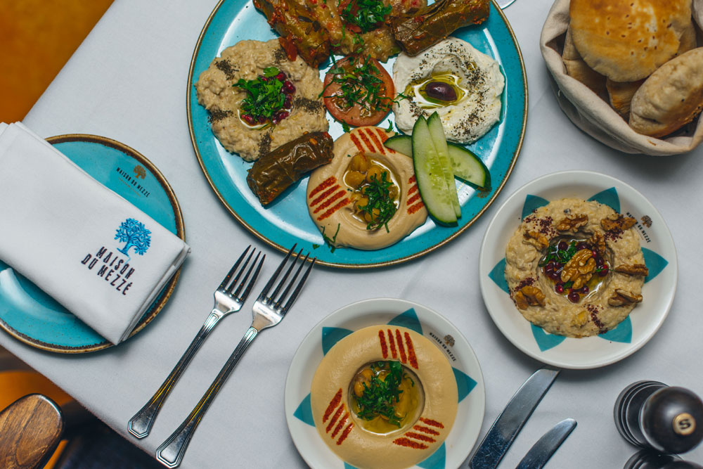 Maison Du Mezze - London