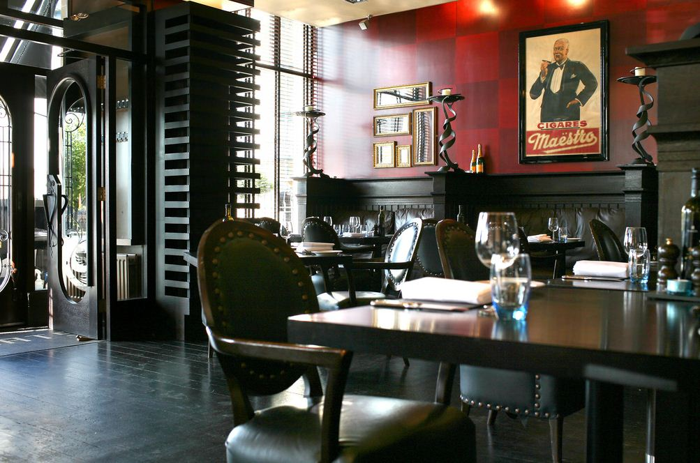 Reserve a table at Malmaison - Edinburgh