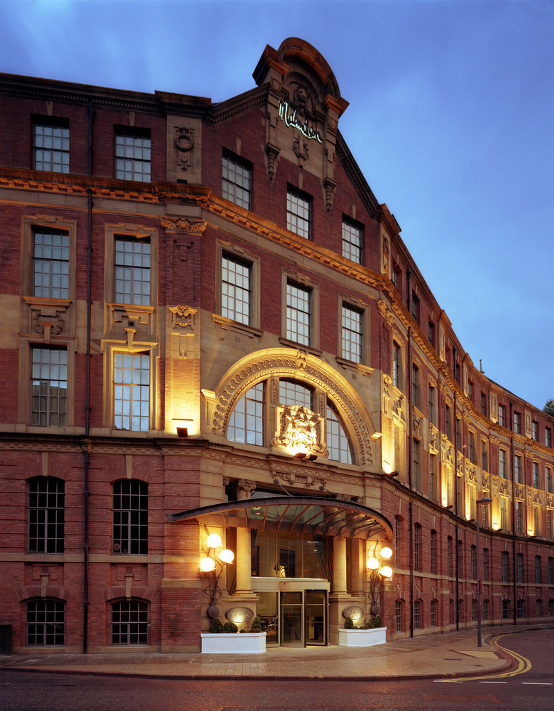 Chez Mal at Malmaison Leeds - West Yorkshire