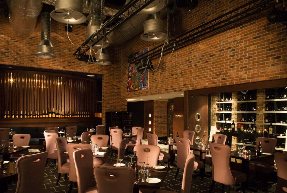 Reserve a table at Malmaison - Liverpool