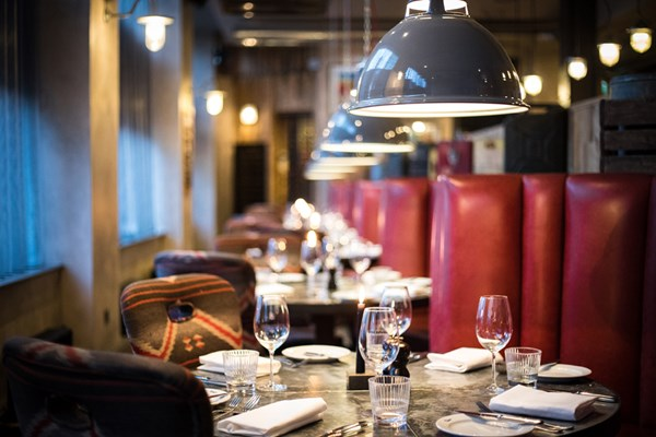 Chez Mal at Malmaison Manchester - Greater Manchester