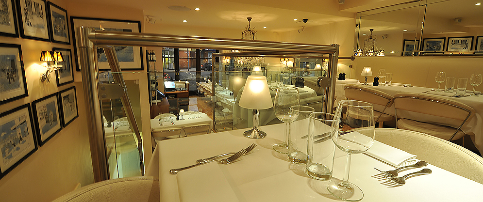 Marco Pierre White - Kings Road Steakhouse & Grill - London