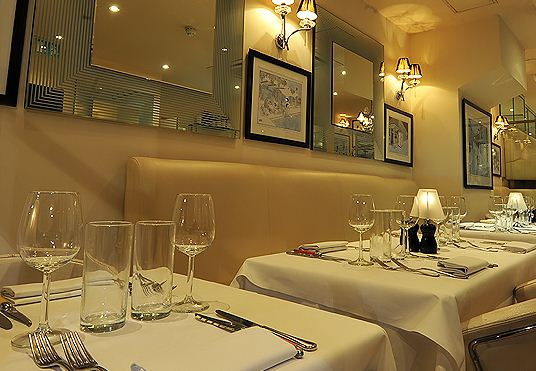 Reserve a table at Marco Pierre White - Kings Road Steakhouse & Grill