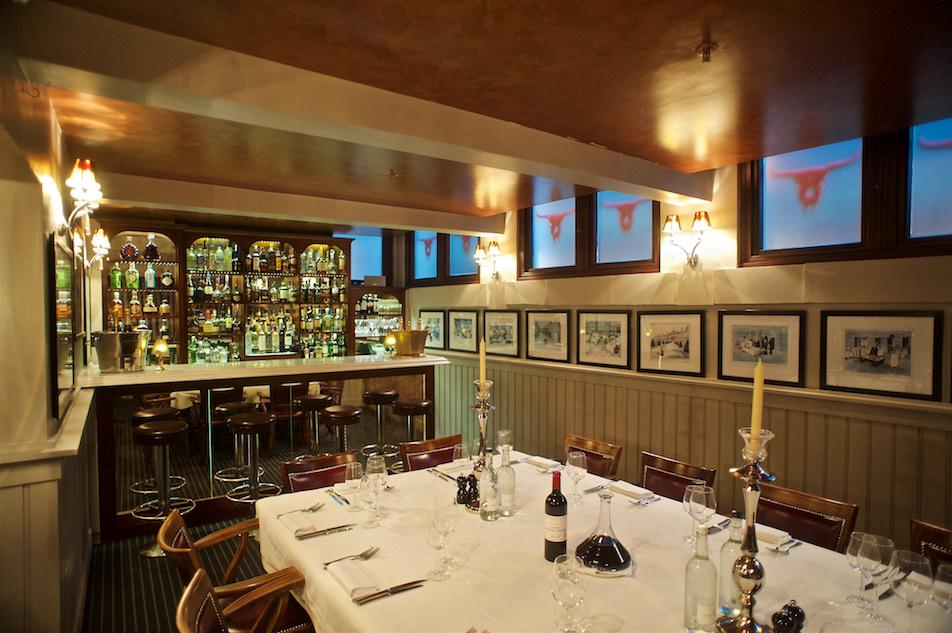 Marco Pierre White - London Steakhouse Co. - City - London