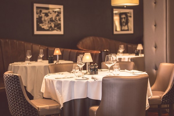 Marco Pierre White Steakhouse Bar & Grill Belfast - Belfast
