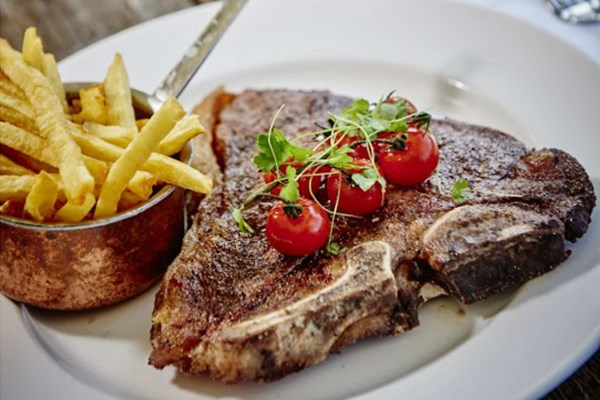 Marco Pierre White Steakhouse Bar & Grill - Cardiff - Cardiff