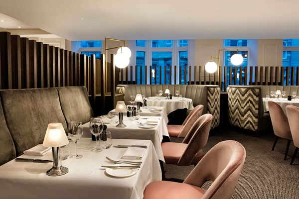 Marco Pierre White Steakhouse Bar & Grill Edinburgh - Edinburgh