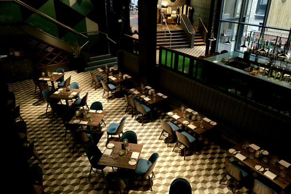 Marco Pierre White Steakhouse Bar & Grill Liverpool - Liverpool