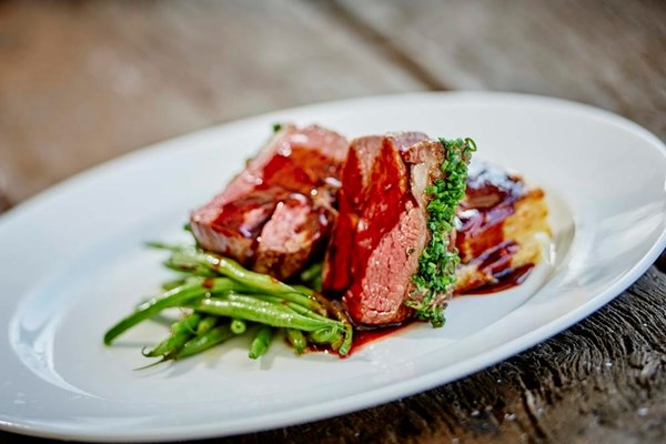 Marco Pierre White Steakhouse - Yateley - Hampshire
