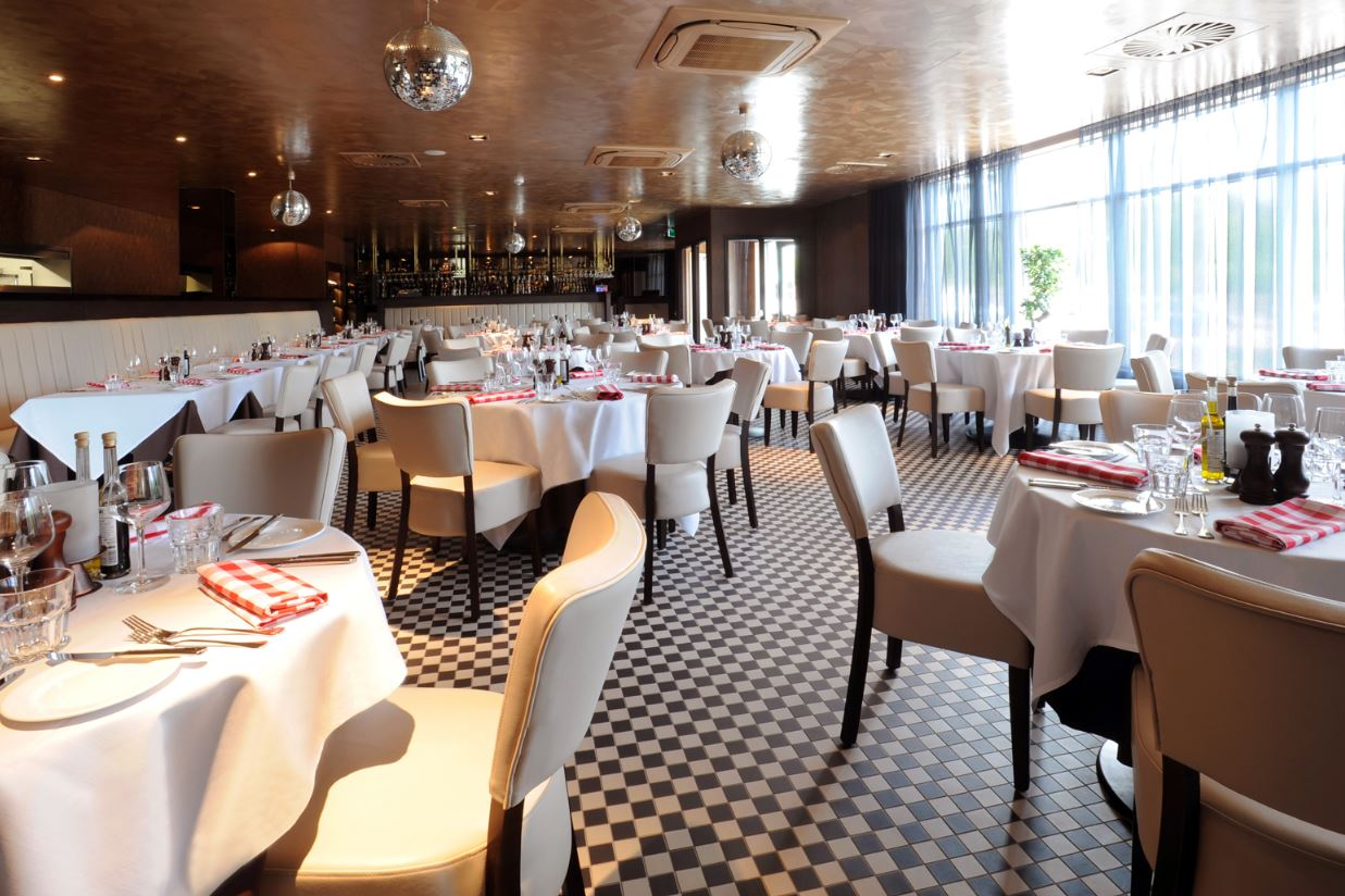Marco's New York Italian by Marco Pierre White, Exeter - Devon