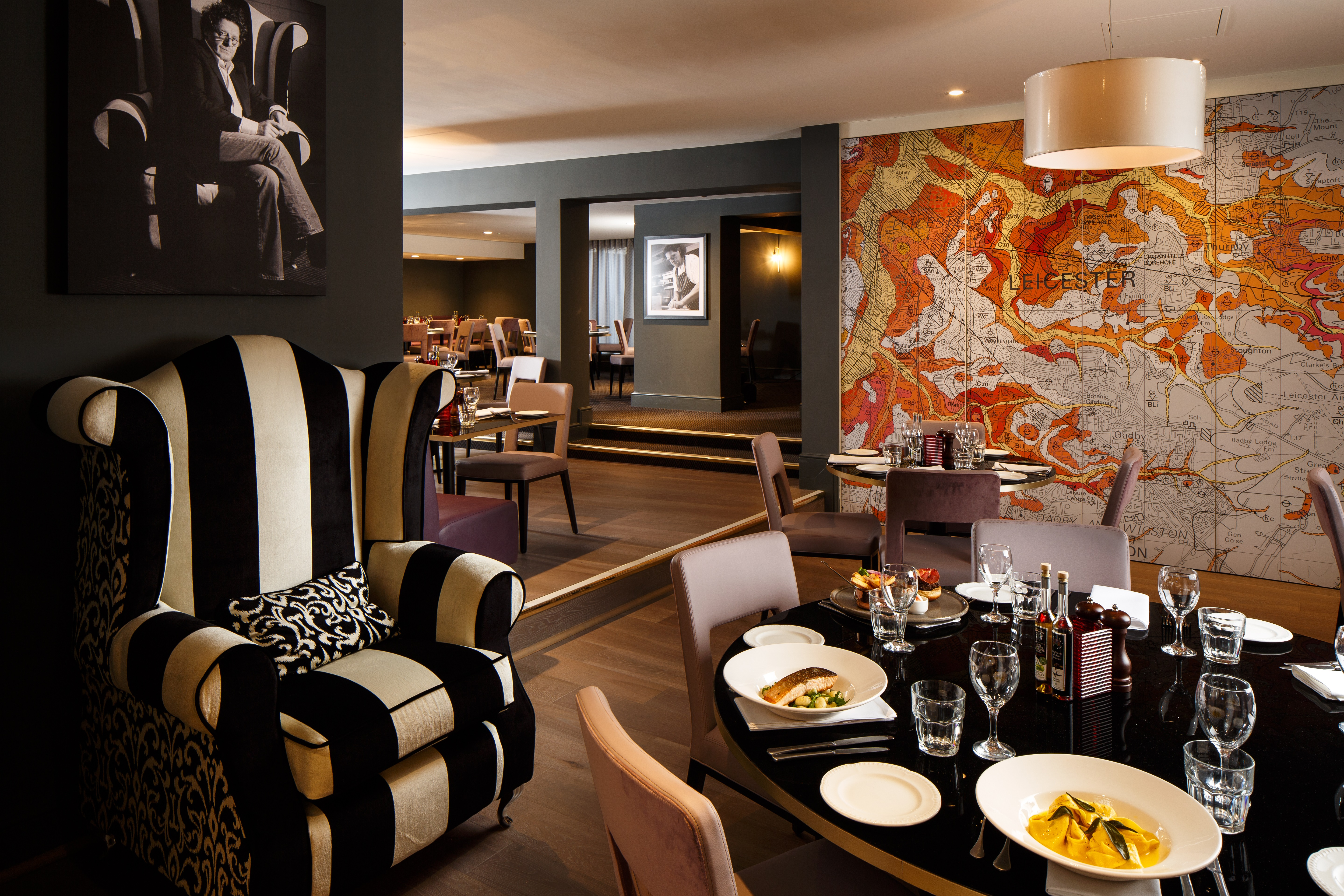 Marco's New York Italian by Marco Pierre White, Leicester - Leicester