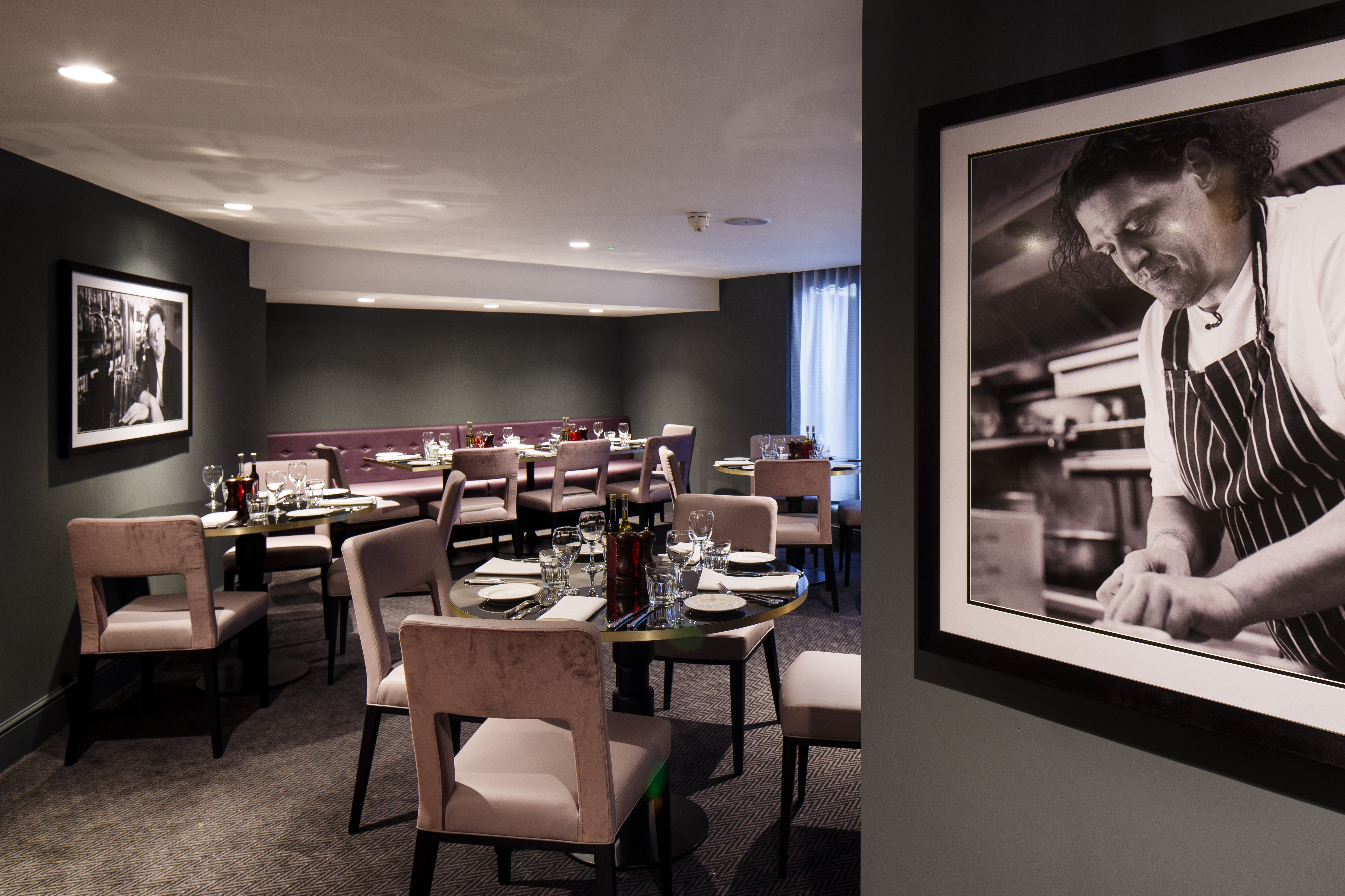 Marco's New York Italian by Marco Pierre White, Leicester - Leicestershire