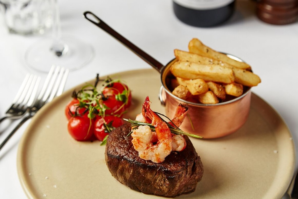 Marco's New York Italian by Marco Pierre White, London Bridge - London