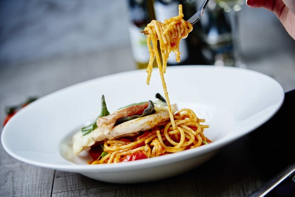 Marco's New York Italian by Marco Pierre White, Media City - Manchester