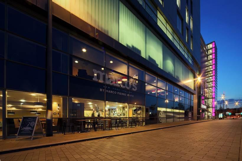 Marco's New York Italian by Marco Pierre White, Media City - Greater Manchester