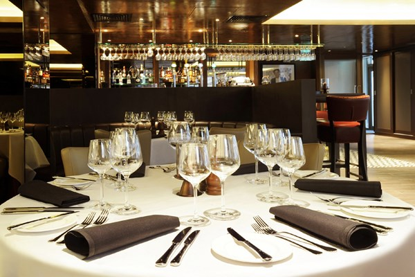 Marco's New York Italian by Marco Pierre White, Sheffield - Sheffield