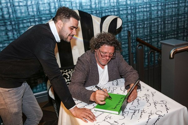 Marco's New York Italian by Marco Pierre White, Stratford-upon-Avon - Warwickshire
