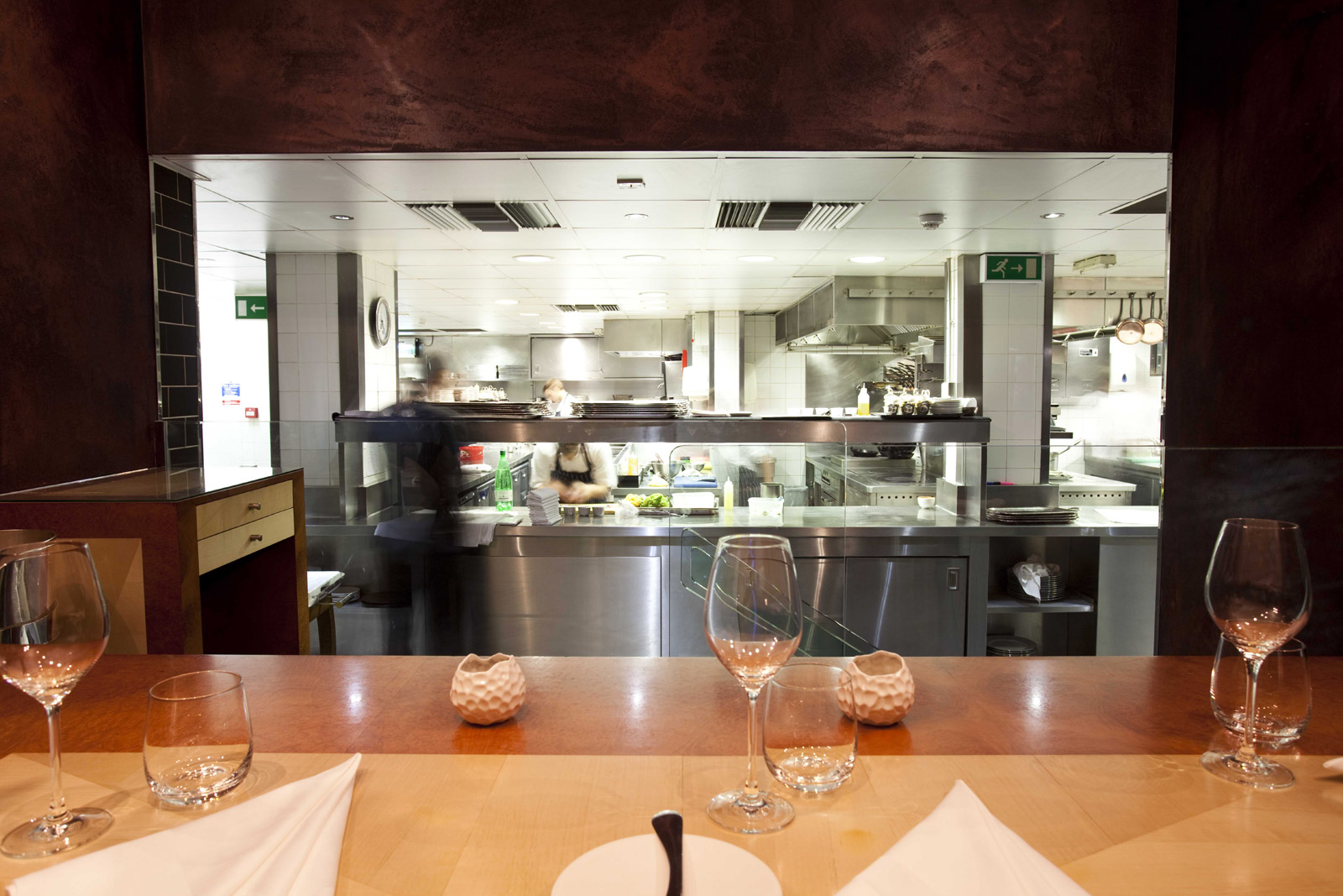 Reserve a table at Marcus Chef's Table