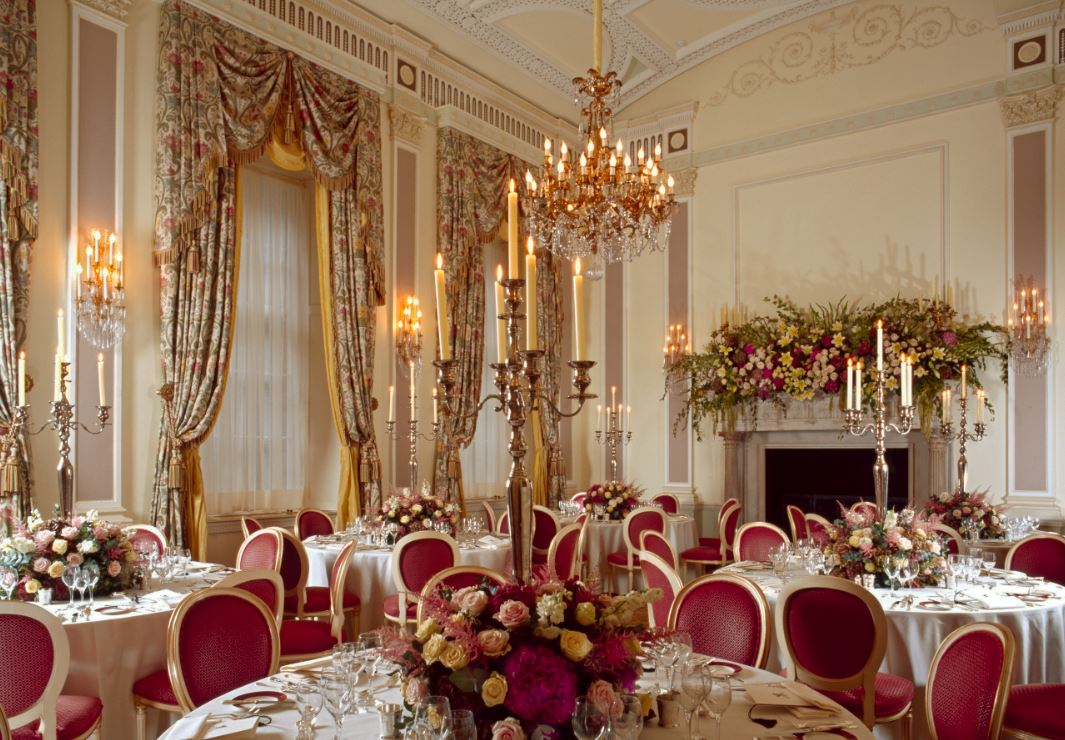 Reserve a table at The Music Room at The Ritz
