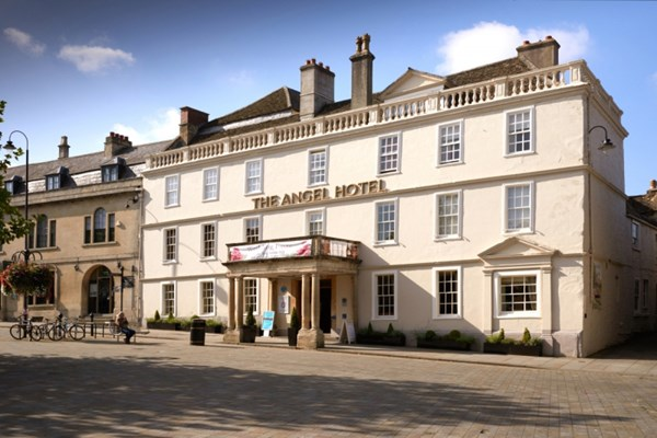 Market Place at Best Western Plus Angel Hotel - Wiltshire