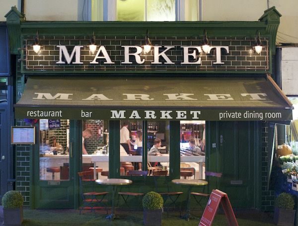 MARKET Restaurant & Bar - East Sussex