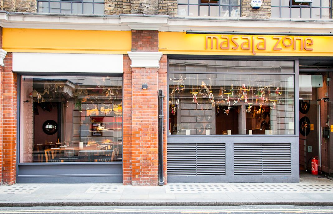 Masala Zone - Covent Garden - London