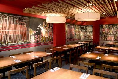 Reserve a table at Masala Zone - Earls Court