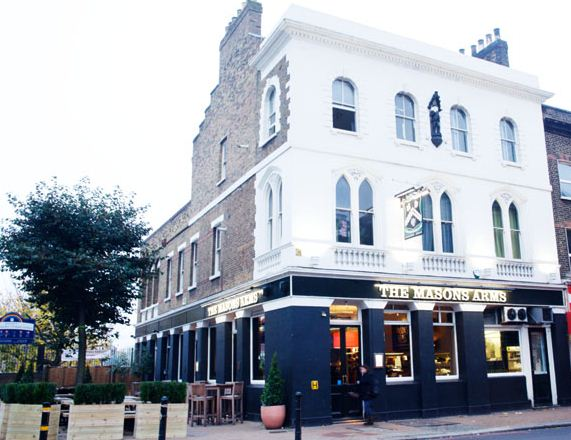 Mason's Arms - Battersea - London