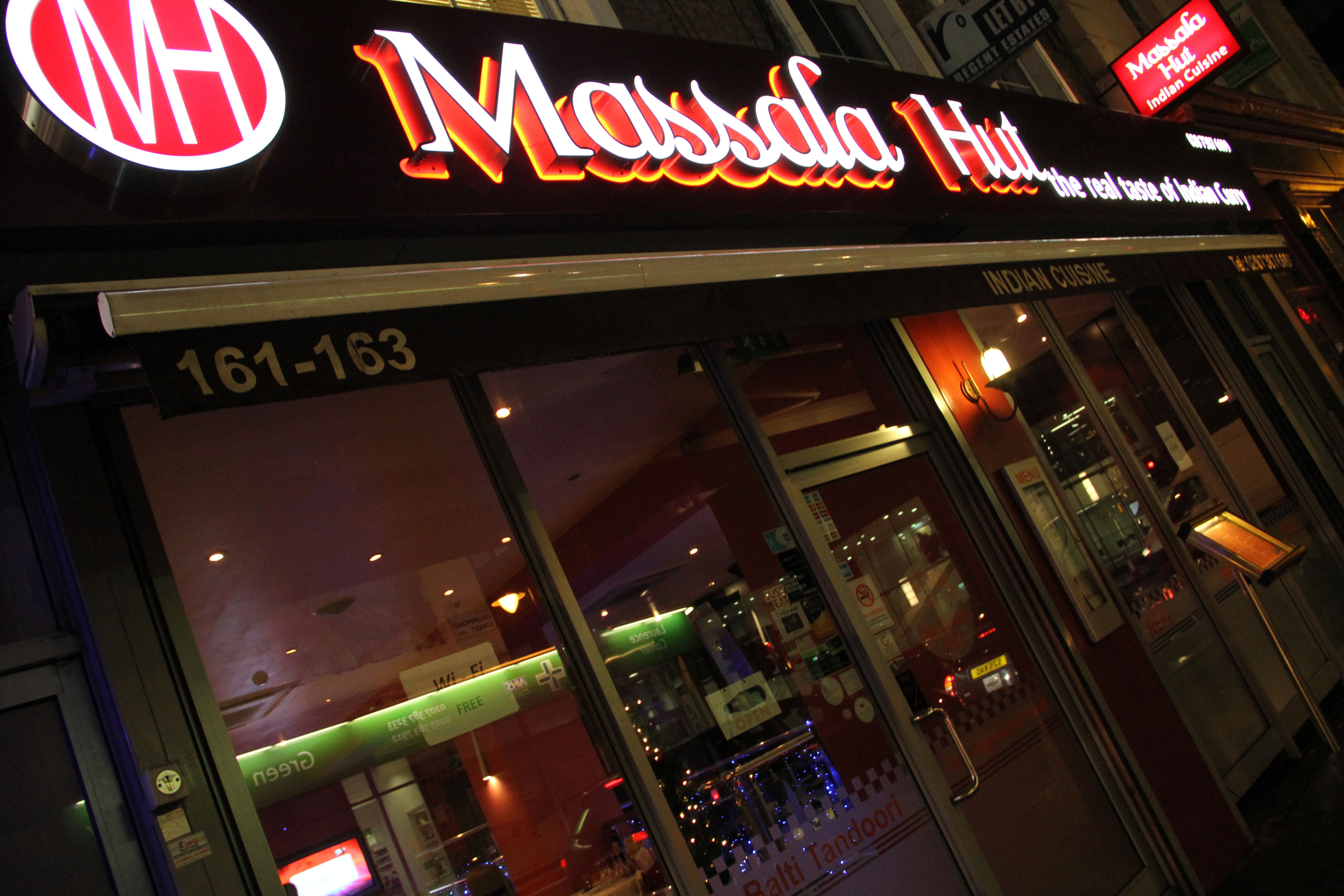 Massala Hut - London