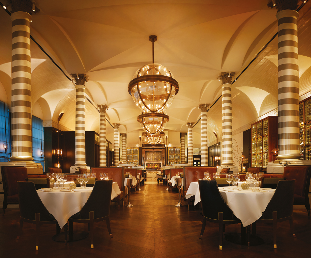 Reserve a table at Massimo Restaurant