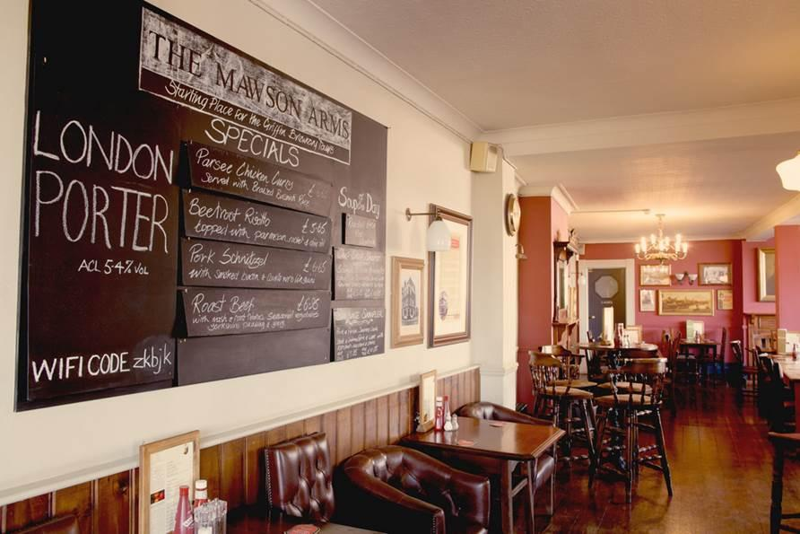 Mawson Arms - London