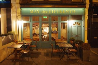 May The Fifteenth - London