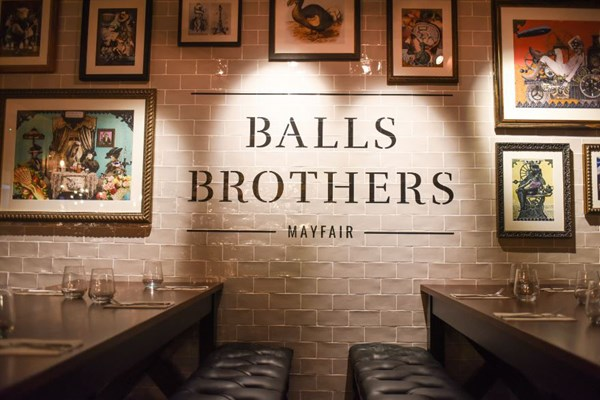 Balls Brothers Mayfair - London