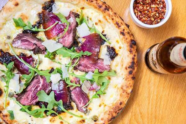 Mews Pizza Co - London