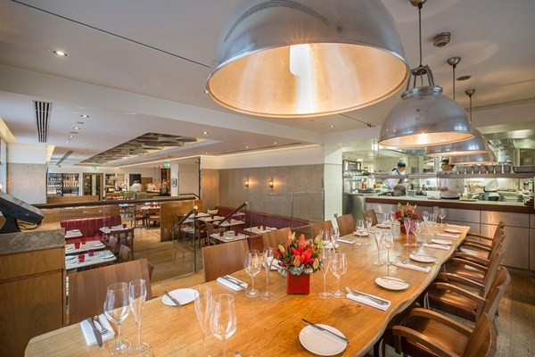 maze Grill - Gordon Ramsay Restaurants - London