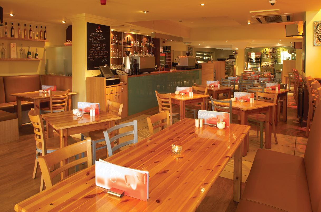 Reserve a table at MC Cafe Bar & Grill - Exeter