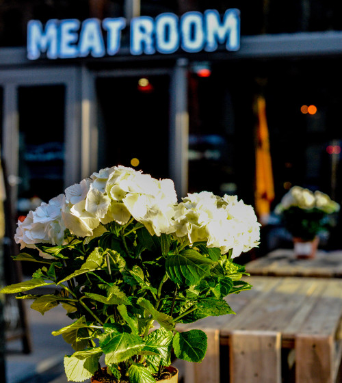 Meat Room - Frankfurt