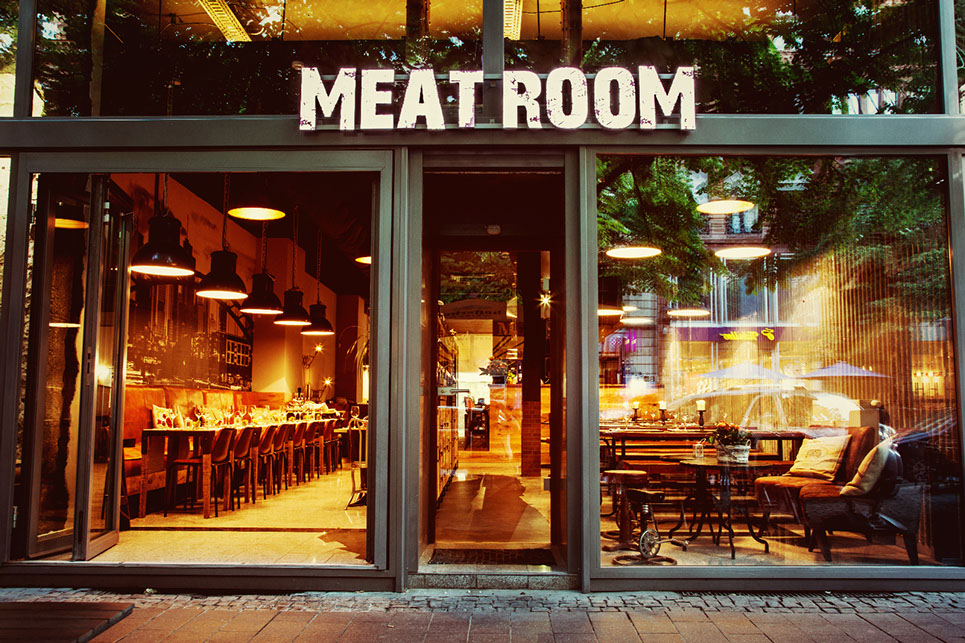 Meat Room - Hessen