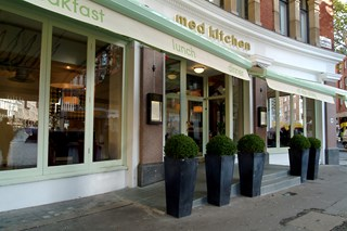 Med Kitchen - Cambridge Circus - London