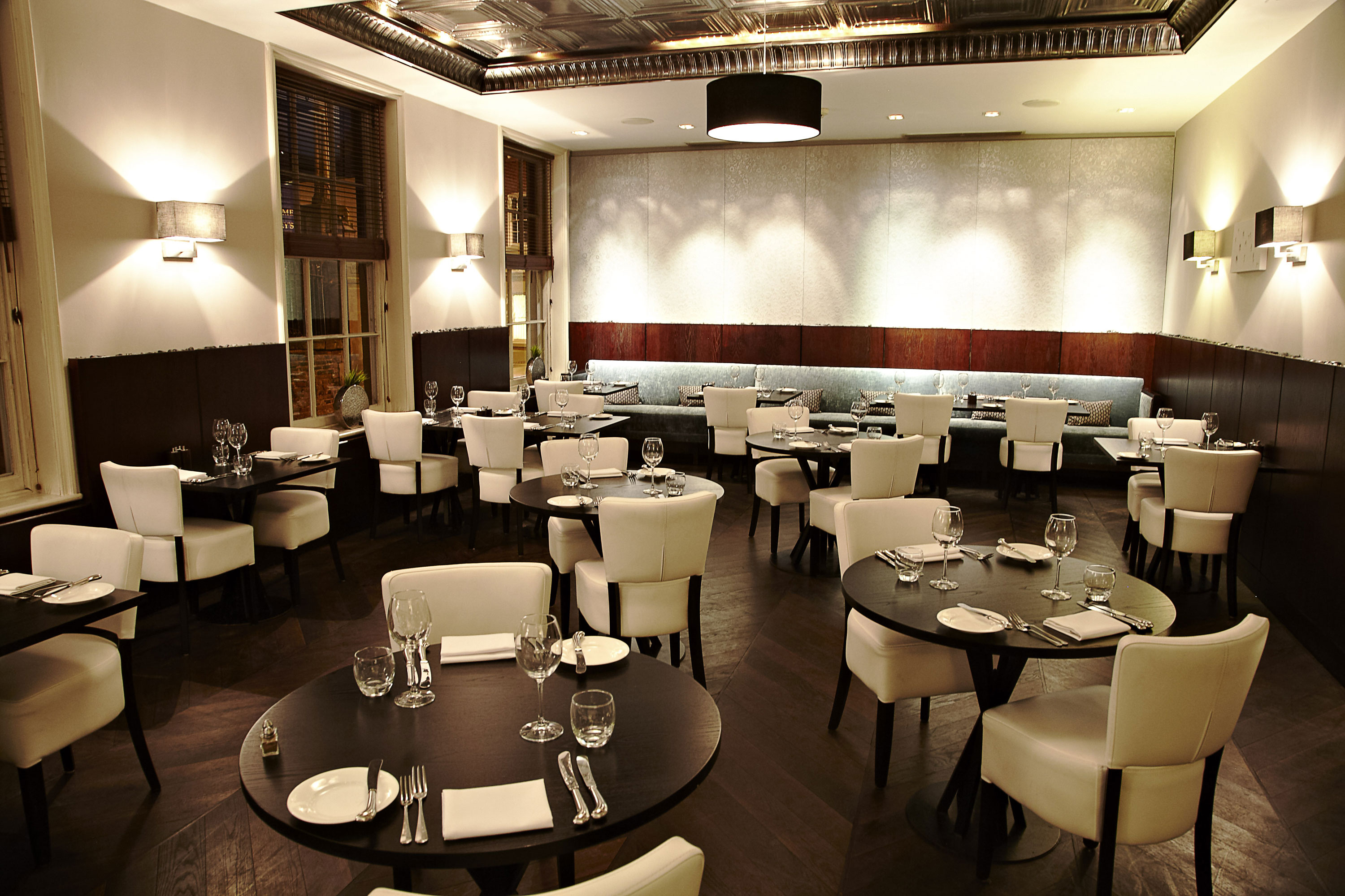 Reserve a table at Merchants Restaurant at Lace Market Hotel
