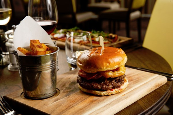 The Brasserie - Mercure Kidderminster Hotel - Worcestershire
