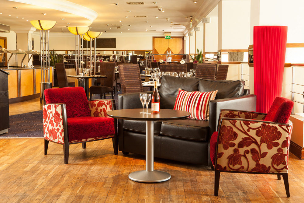 The Brasserie - Mercure Maidstone Great Danes Hotel - Kent