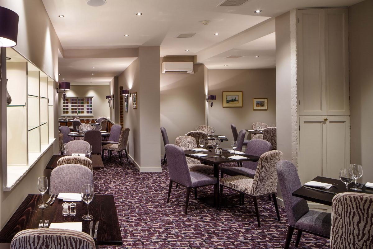 The Brasserie - Mercure Norwich Hotel - Norwich