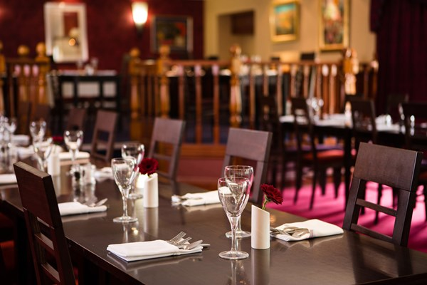 The Brasserie - Mercure Swansea Hotel - Swansea