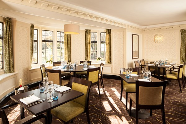 The Brasserie - Mercure Tunbridge Wells Hotel - Kent