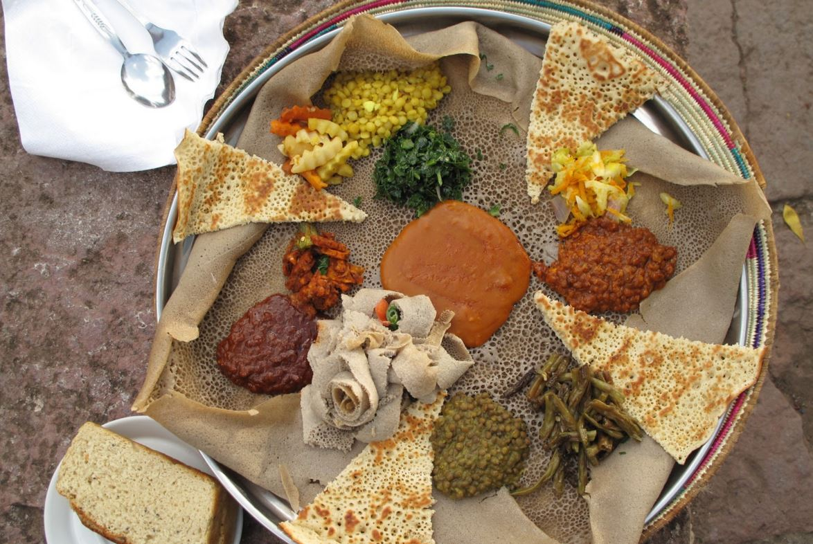 Merkato Eritrean and Ethiopian Restaurant - London