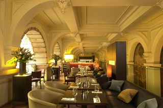 Mezzanine Lounge - London